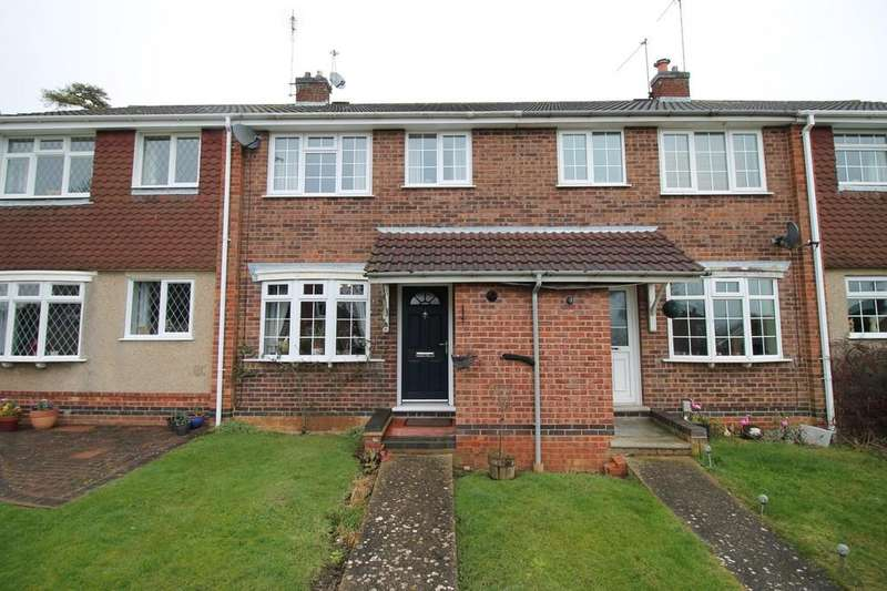 3 Bedrooms Terraced House for sale in Chiltern Close, Market Harborough