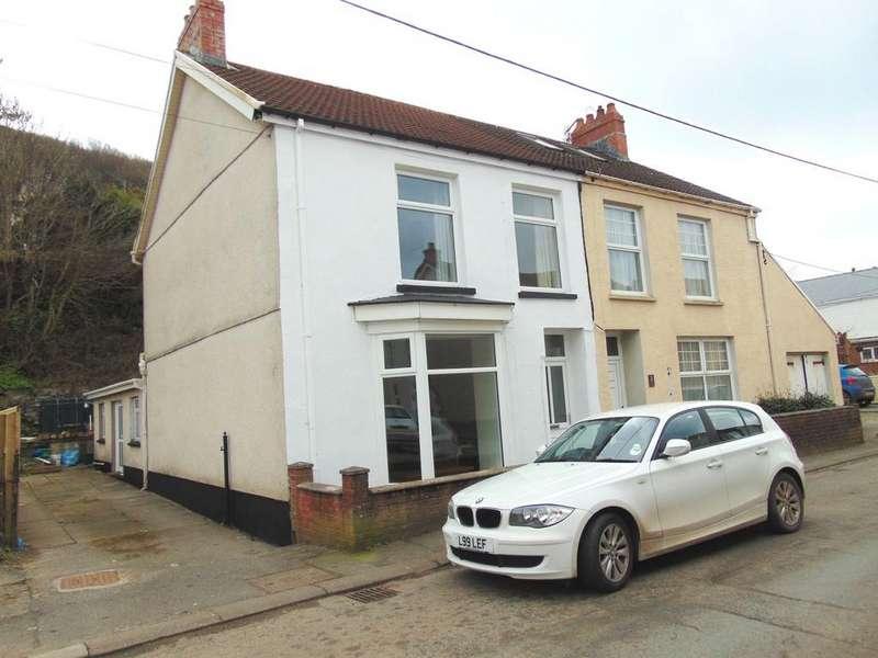 4 Bedrooms Semi Detached House for sale in Coburg Villa, Ferryside