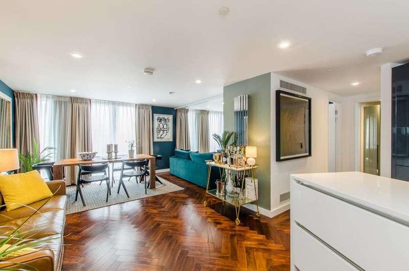 2 Bedrooms Flat for sale in City Road, Old Street, EC1V