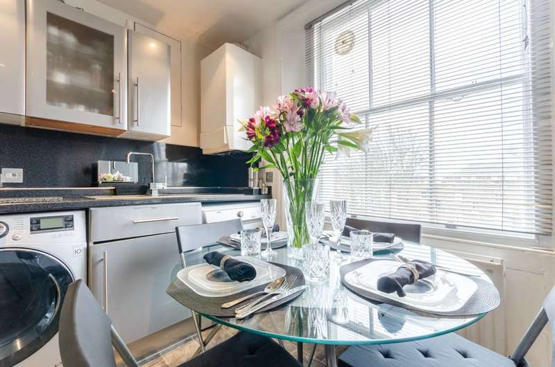 2 Bedrooms Maisonette Flat for sale in Halliford Street, Islington, N1