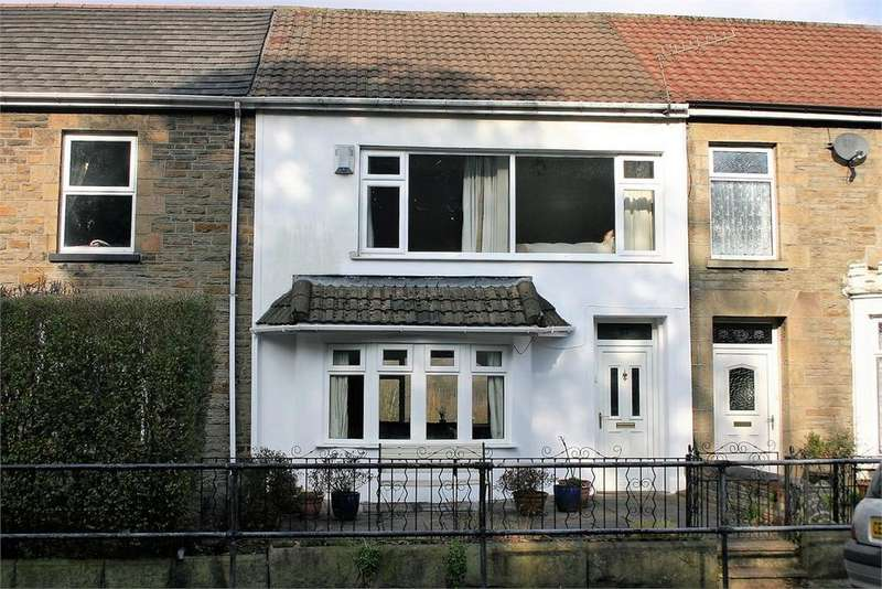 3 Bedrooms Terraced House for sale in 37 Merthyr Road, Pontypridd, CF37 4DD