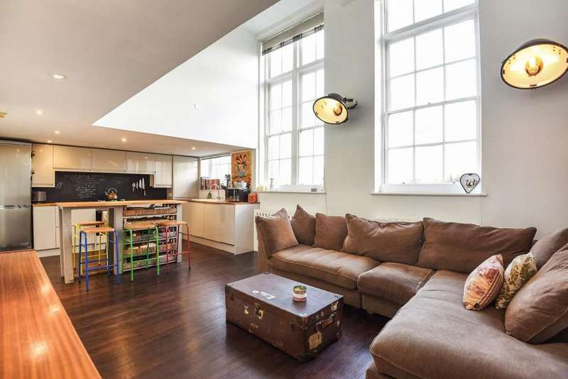 2 Bedrooms Flat for sale in Broadway Lofts, Gatton Road, Tooting