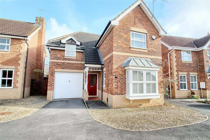 3 Bedrooms Detached House for sale in Marigold Grove, Eastfields