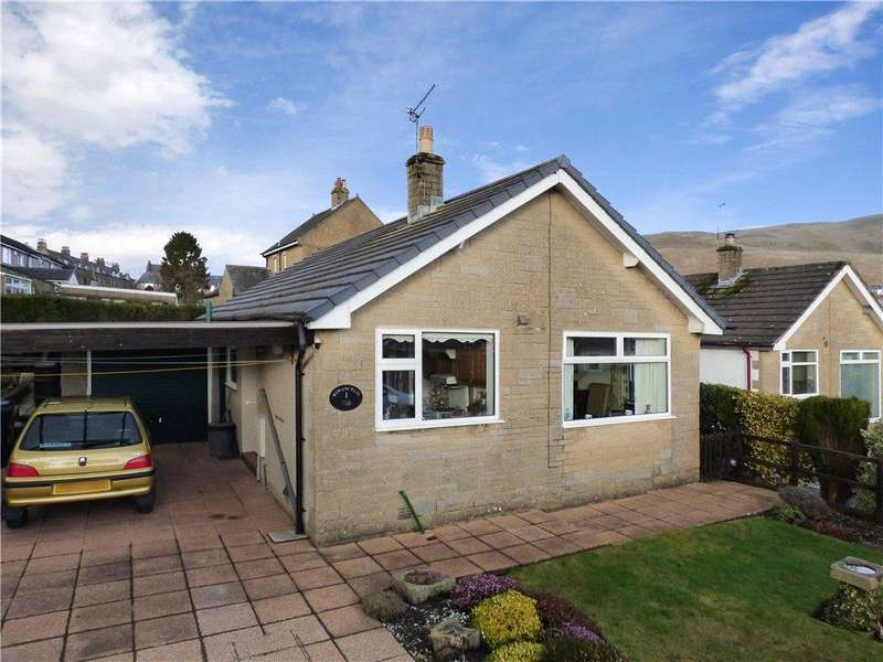 2 Bedrooms Detached Bungalow for sale in Falcon Close, Settle, North Yorkshire