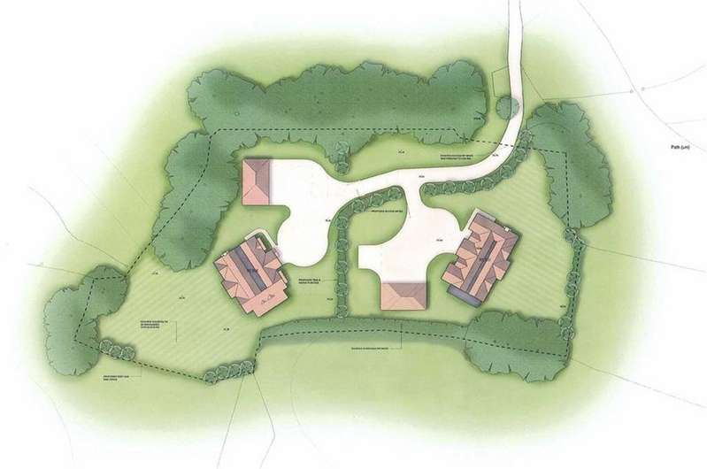 Land Commercial for sale in Windfallwood Common, Haslemere, Surrey, GU27