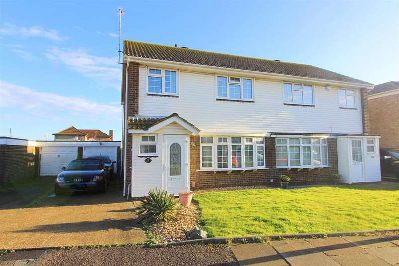 3 Bedrooms Semi Detached House for sale in Fishermans Walk, Shoreham-By-Sea