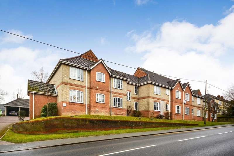 1 Bedroom Apartment Flat for sale in Cygnet Court, Swan Street, Sible Hedingham, Halstead, Essex, CO9