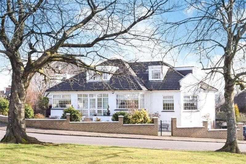 4 Bedrooms Detached House for sale in Braemar Crescent, Bearsden