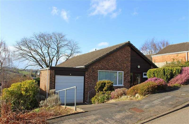 3 Bedrooms Bungalow for sale in Chaucer Way, Monmouth