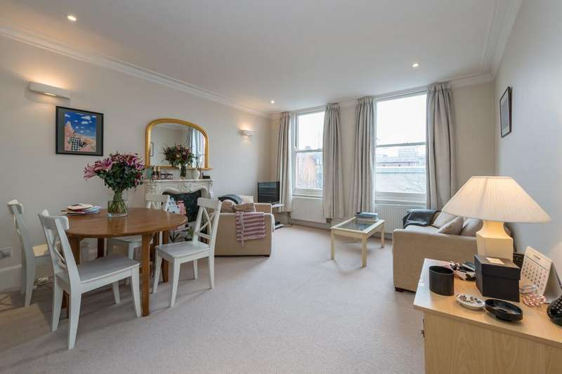 1 Bedroom Flat for sale in Cosway Mansions, Shroton Street, London NW1