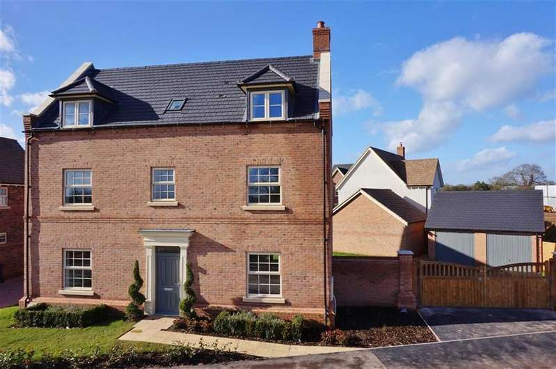5 Bedrooms Detached House for sale in Appleby Magna