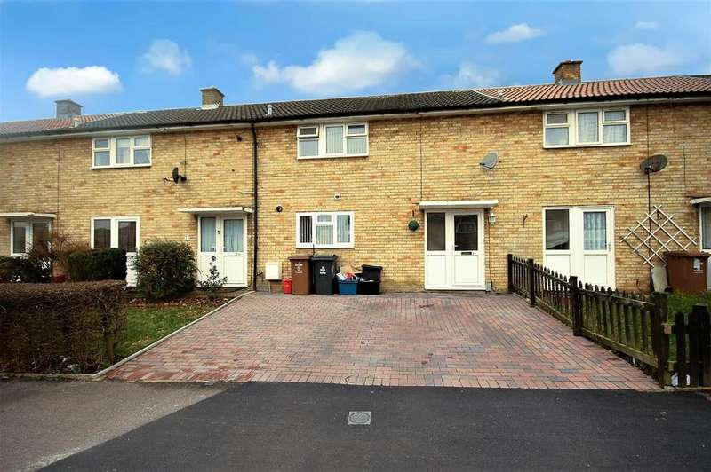 2 Bedrooms Terraced House for sale in Wigram Way, Stevenage