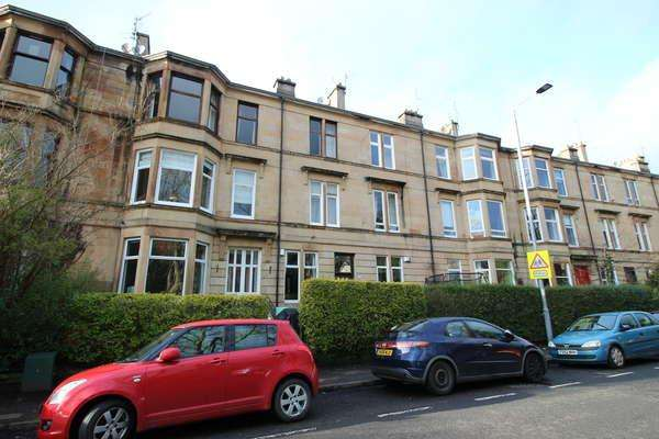 3 Bedrooms Flat for sale in 2/1, 256 Tantallon Road, Glasgow, G41 3JP