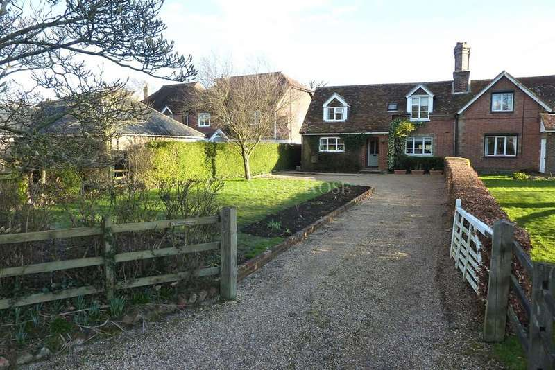 3 Bedrooms Semi Detached House for sale in Flimwell, Wadhurst, East Sussex TN5