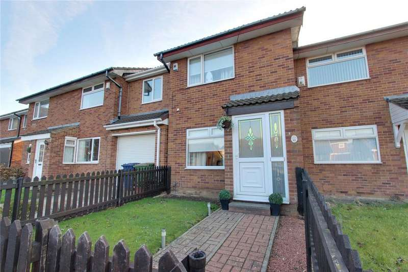 2 Bedrooms Terraced House for sale in Parkgate, Eston
