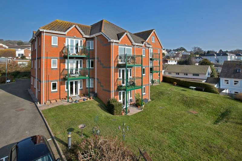 2 Bedrooms Apartment Flat for sale in Firlands, Maudlin Drive, Teignmouth, TQ14 8RU