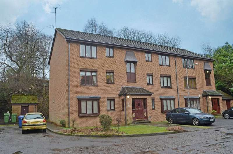 2 Bedrooms Flat for rent in 12 Burnfield Gardens, Flat 1/1, Giffnock, Glasgow, G46 7EB
