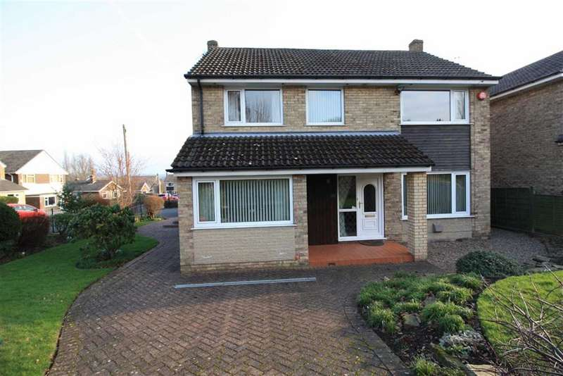 4 Bedrooms Detached House for sale in Thorpe Lane, Almondbury, Huddersfield