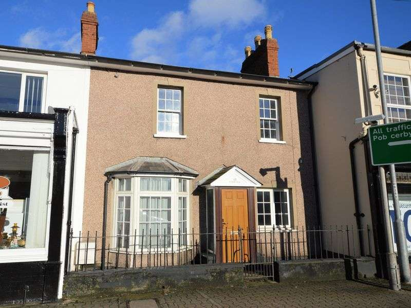 3 Bedrooms Property for sale in Frogmore Street, Abergavenny
