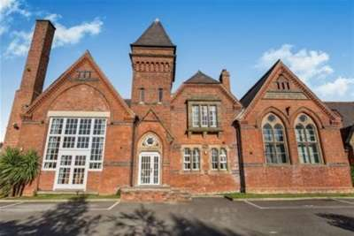 1 Bedroom House for rent in Devonshire Park, Chesterfield.