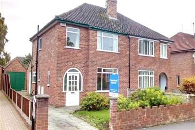 3 Bedrooms House for rent in Greenbank Road, Hoole - Chester