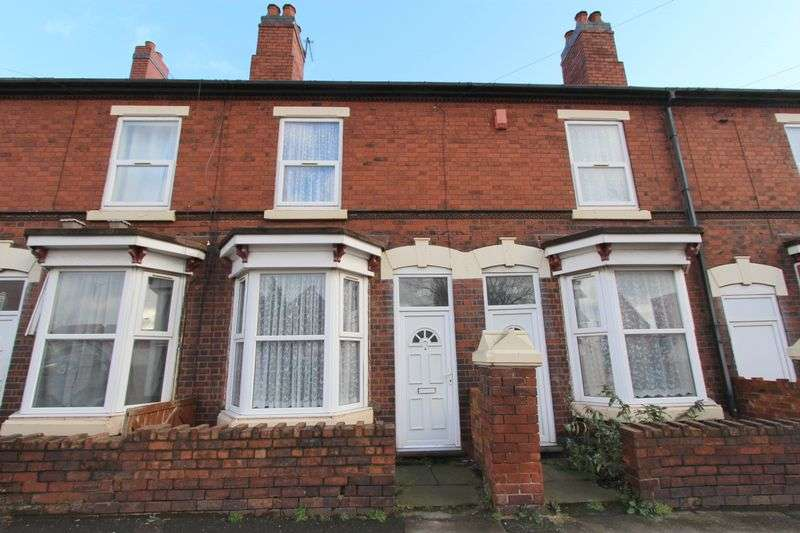 2 Bedrooms Property for sale in Bloxwich Road, Walsall