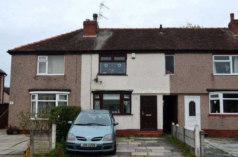 3 Bedrooms Terraced House for sale in Roselea Drive, Crossens, PR9 8ND