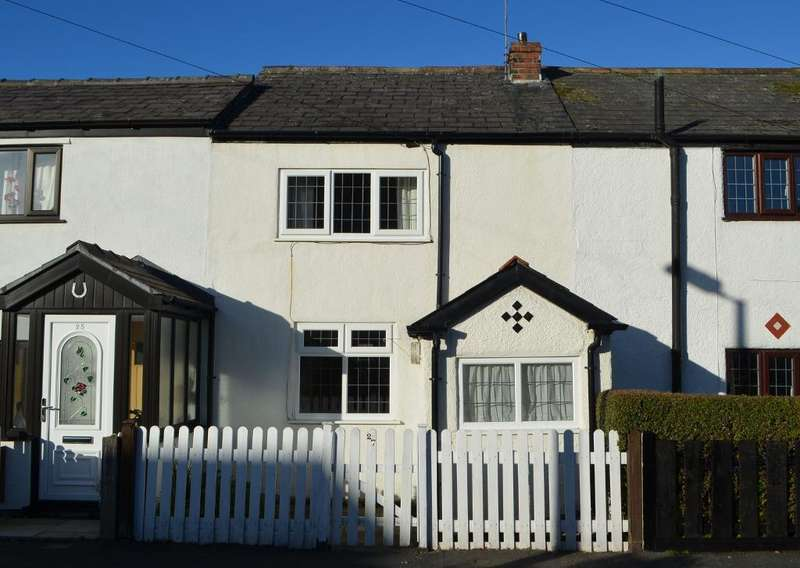 2 Bedrooms Terraced House for sale in Threlfalls Lane, Churchtown, Southport, PR9 9PT