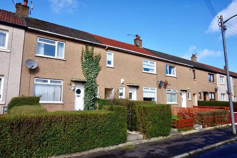 2 Bedrooms Terraced House for sale in 37 Wyvis Quadrant, Knightswood, Glasgow, G13