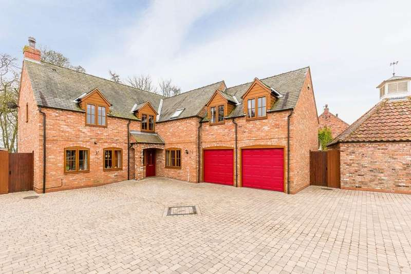 5 Bedrooms Detached House for sale in Thorold Way, Harmston