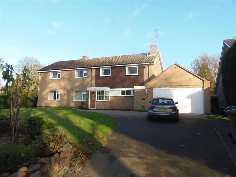 5 Bedrooms Detached House for rent in Main Street, Bushby, Leicester LE7
