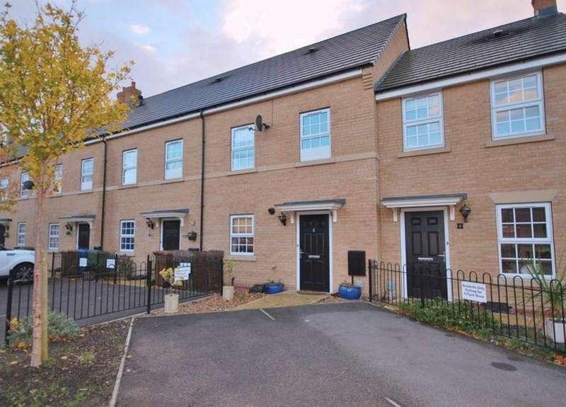 4 Bedrooms Terraced House for rent in 4 Flynn Mews, Beverley