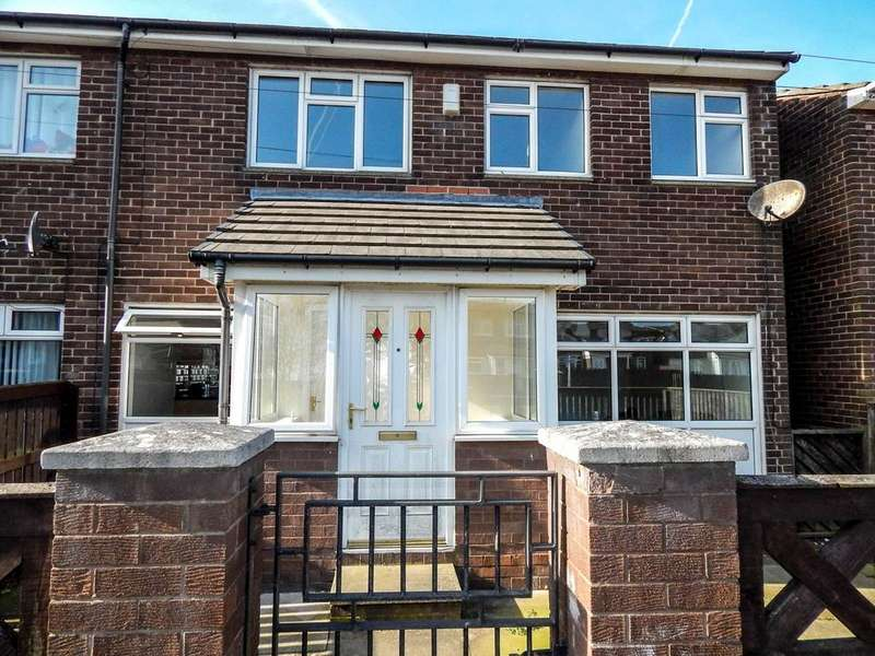 3 Bedrooms Semi Detached House for rent in Witney Close, Sunderland