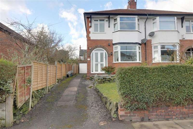 3 Bedrooms Semi Detached House for sale in Haydon Street, Basford, Stoke-on-Trent