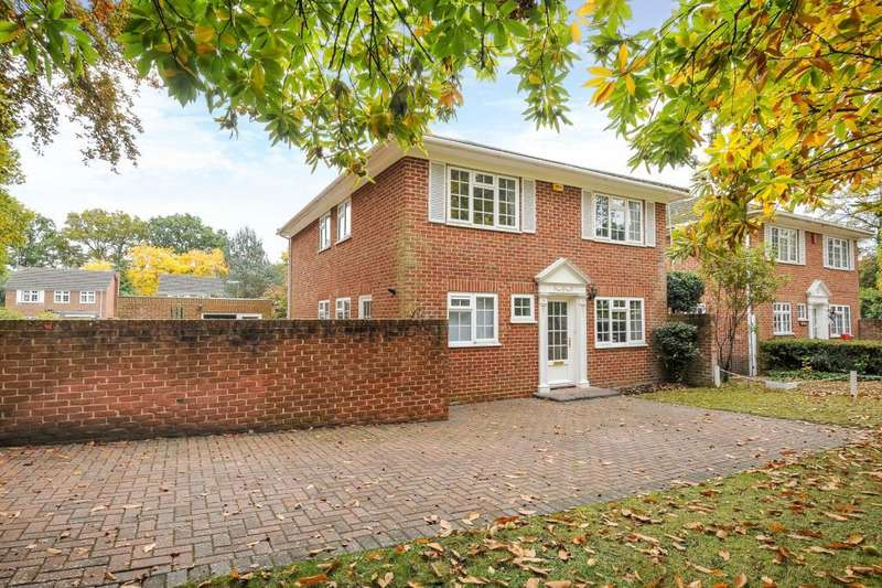 4 Bedrooms Detached House for rent in Firwood Drive, Camberley, GU15