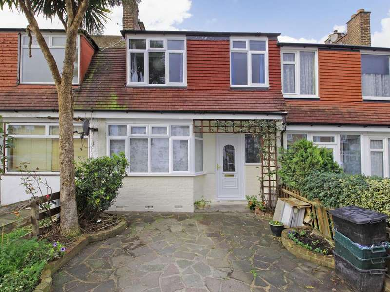 3 Bedrooms Terraced House for sale in Hillcrest Road, Bromley, Kent, BR1 4SD