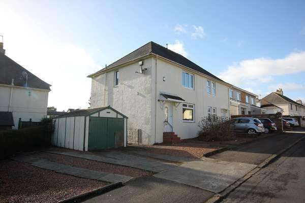 3 Bedrooms Semi-detached Villa House for sale in 15 Climie Place, Kilmarnock, KA3 7BZ