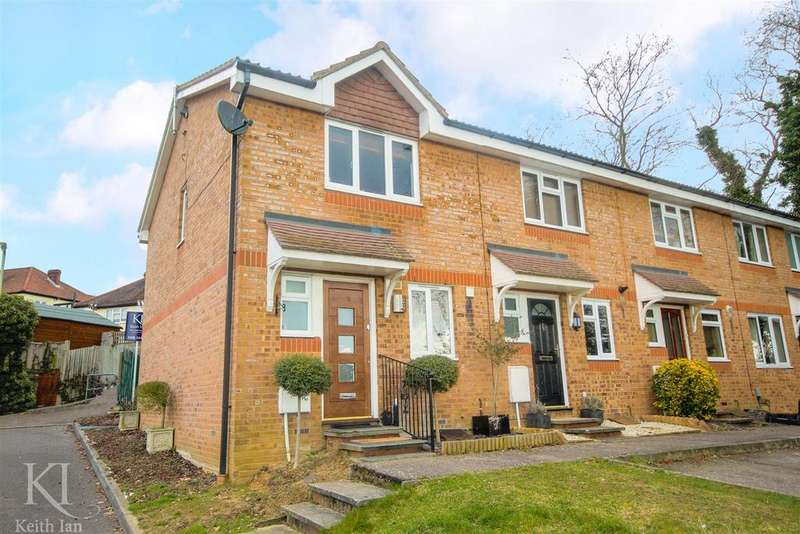 2 Bedrooms End Of Terrace House for sale in Page Hill, Ware