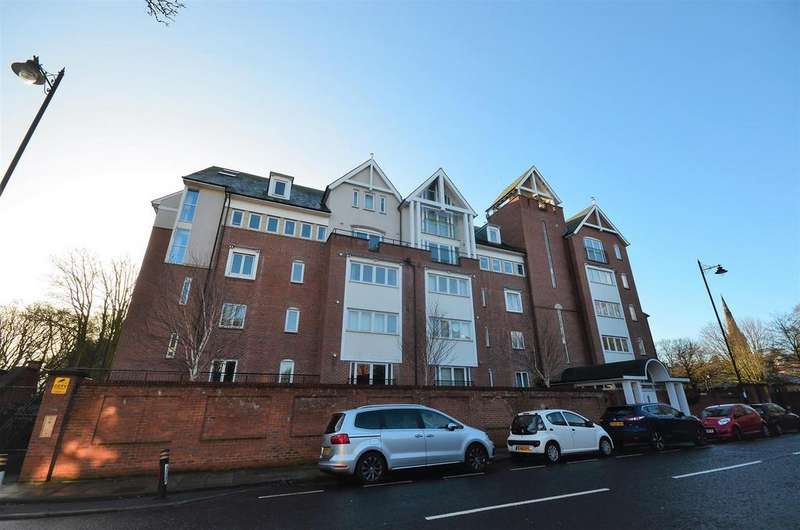 2 Bedrooms Apartment Flat for sale in The Cloisters, Ashbrooke, Sunderland