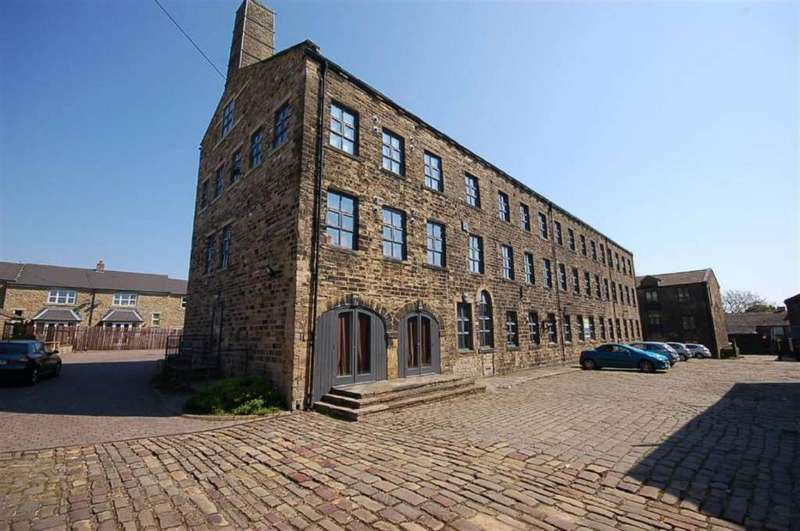 Studio Flat for sale in Highgate Mill, Clayton Heights, BD13 2SL