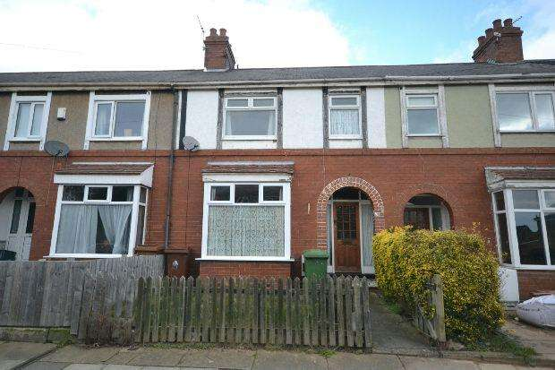 3 Bedrooms Terraced House for sale in Felstead Road, Grimsby