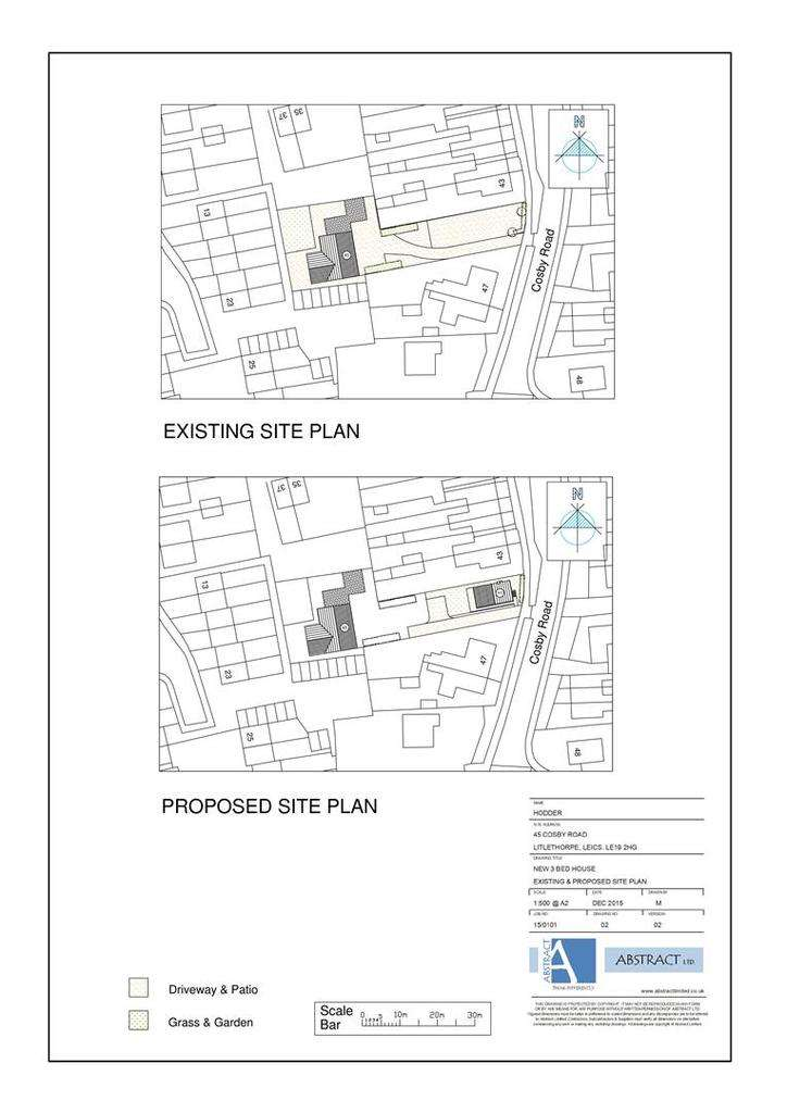 Land Commercial for sale in Cosby Road, Littlethorpe, Leicester