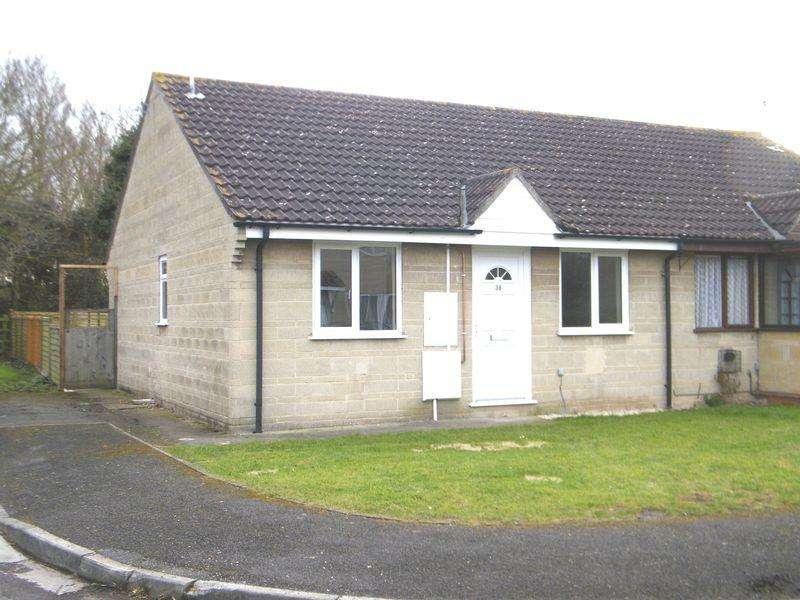 2 Bedrooms Semi Detached Bungalow for rent in Oakgrove Way, Bridgwater