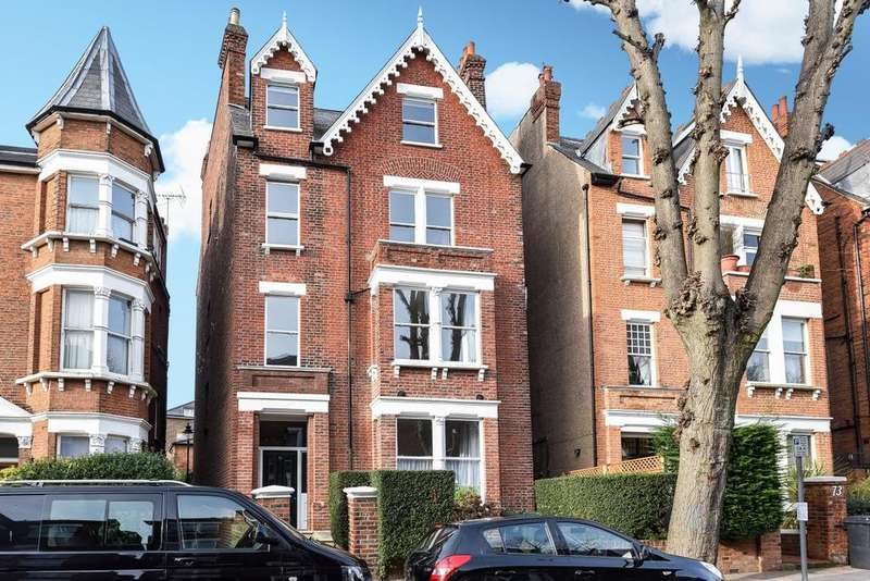2 Bedrooms Flat for sale in Parliament Hill, Hampstead