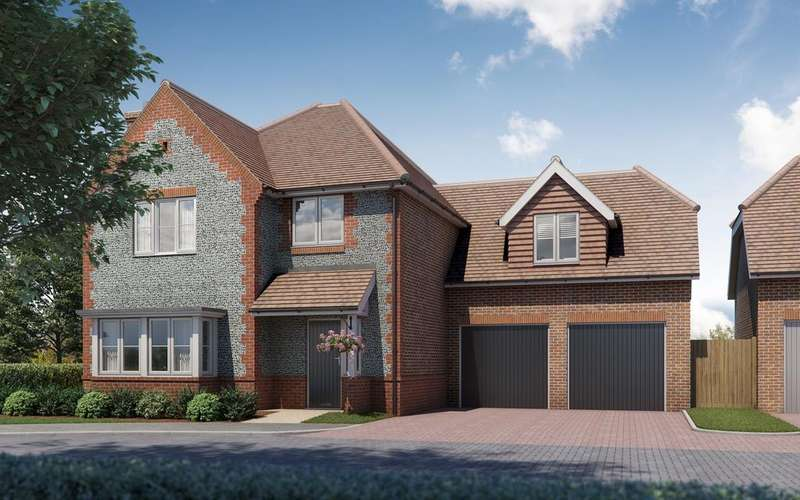 4 Bedrooms Detached House for sale in Priors Orchard, Main Road, Southbourne, PO10