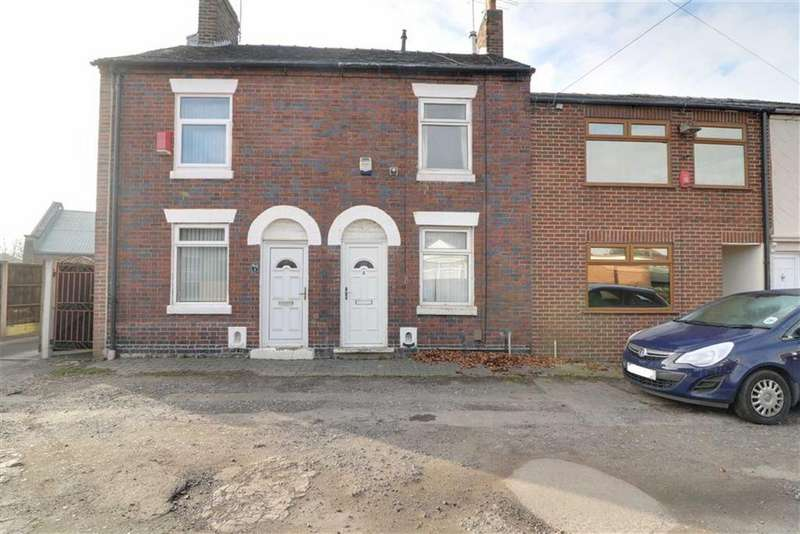 3 Bedrooms Cottage House for sale in Vicarage Lane, Trent Vale, Stoke-on-Trent