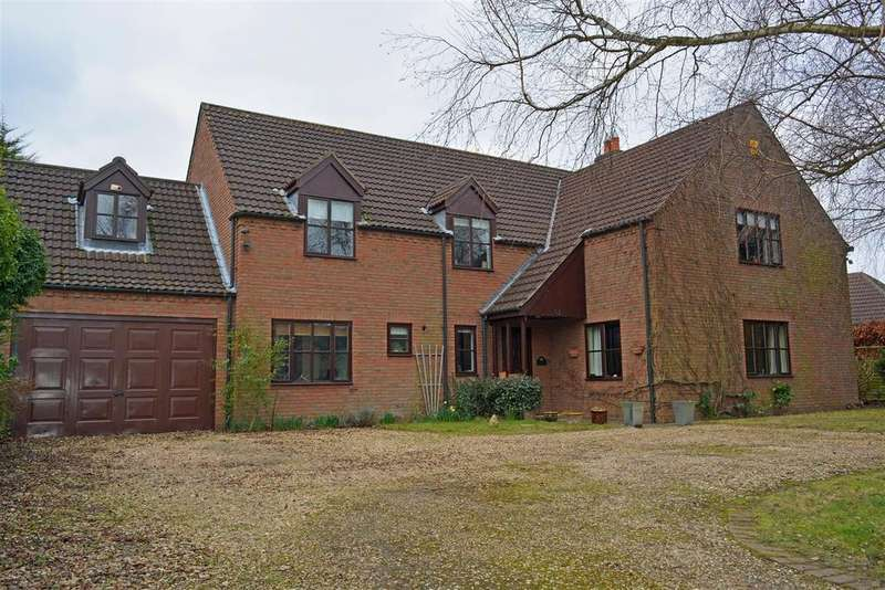 6 Bedrooms Detached House for sale in Morton Road, Laughton, Gainsborough