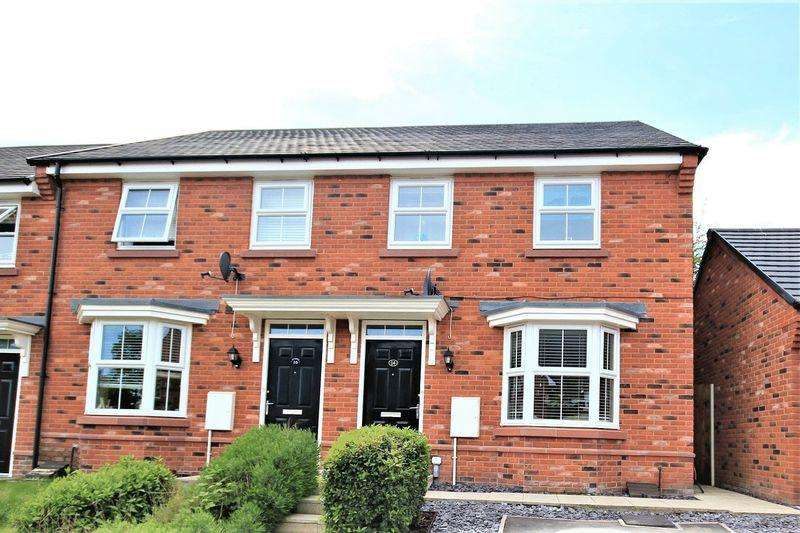 3 Bedrooms End Of Terrace House for sale in Greenfields Lane, Malpas
