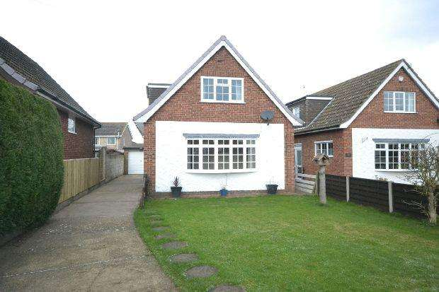3 Bedrooms Detached House for sale in Riby Road, Keelby