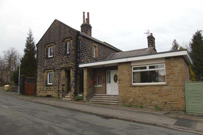 2 Bedrooms Detached House for sale in Crown House, 1 Crown Street, Scissett, Huddersfield, HD8 9JN